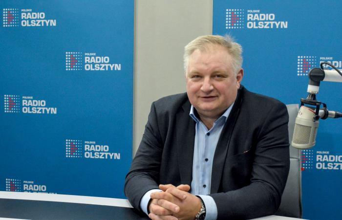 Prezes ARBET-u w wywiadzie dla Radia Olsztyn